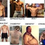 What body do women want