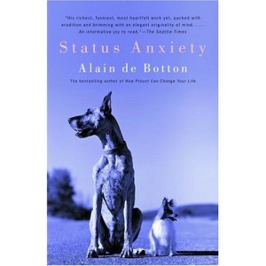 Status Anxiety Alain de Botton
