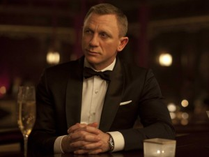 James bond good manners