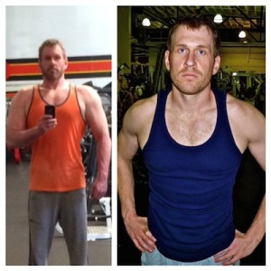 4 Hour body 34 Pounds of Muscle