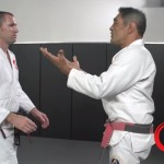 Rickson Gracie alpha male body posture