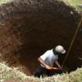 Stop digging