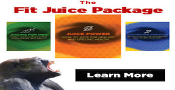 Juicing eBook best recipes