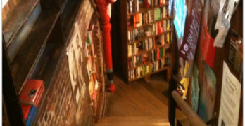 More Books Downstairs