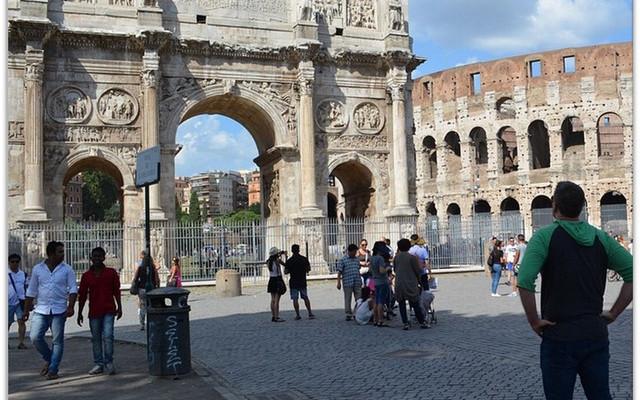 Rome Mike Cernovich